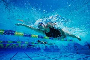 Swimming for Joint Pain Relief